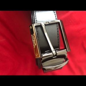 Versace Collection Accessories - Black versace belt for a size 38